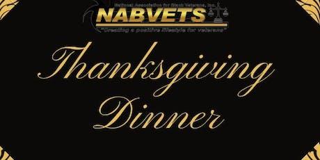 Anniversary Gala & Thanksgiving Dinner tickets