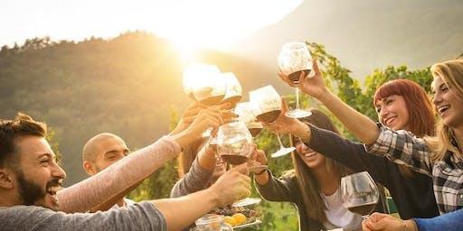 Wine on the Rock: Wine, Food & Live Music