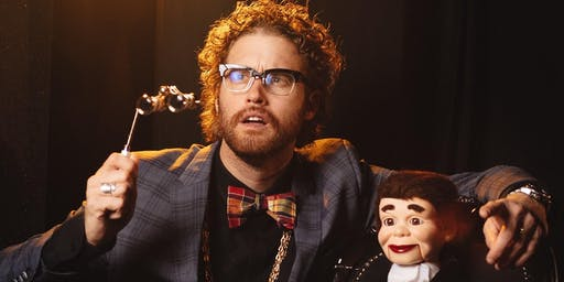 POSTPONED T.J. MILLER - Presented by Temblor Brewing