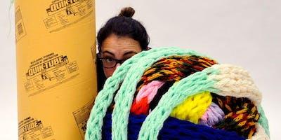 Finger Knitting Workshop - April 11th, 18th, 25th