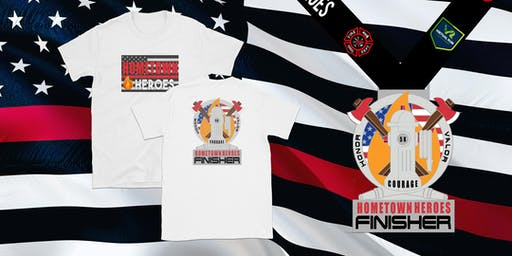 2019 National Fire Fighter's Day Virtual 5k Run Walk - Concord