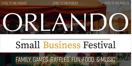 Florida Small Business Festival tickets