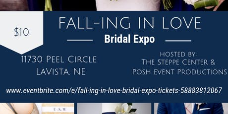 FALL-ing In Love - Bridal Expo tickets