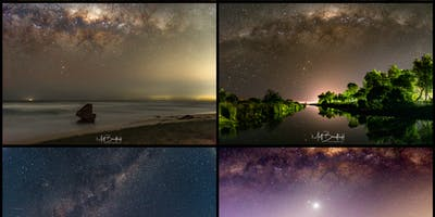 Milky Way Over Byron Bay Lighthouse Photo Workshop For Beginners