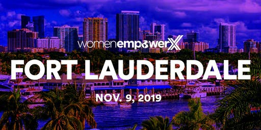Women Empower X Fort Lauderdale 2019