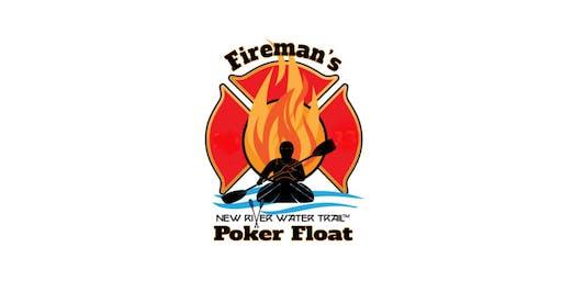Firemans Poker Float
