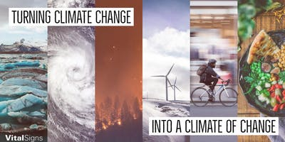 Vital Café: Turning Climate Change into a Climate of Change