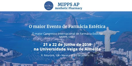Aesthetic Phamarcy  Rio de Janeiro ingressos