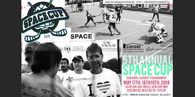 5th Annual SPACE Cup Ball Hockey Tournament