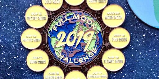 The 2019 Full Moon Running and Walking Challenge - Phoenix