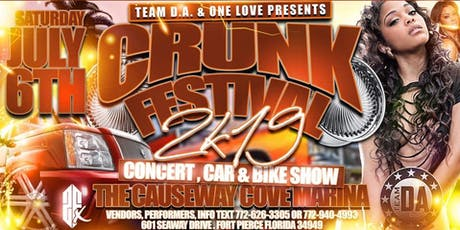 CRUNK FEST 2K19 - CONCERT CAR & BIKE SHOW tickets