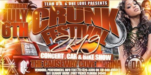 CRUNK FEST 2K19 - CONCERT CAR & BIKE SHOW