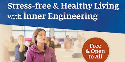 Stress Free Living with Inner Engineering - New Jersey