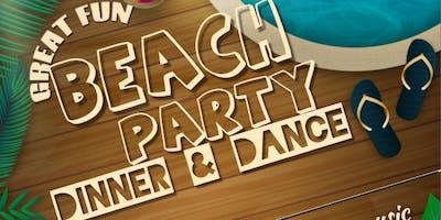 Beach Party dinner & dance