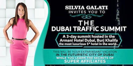 22nd, 23rd, 24th November 2019 - Dubai Traffic Summit tickets
