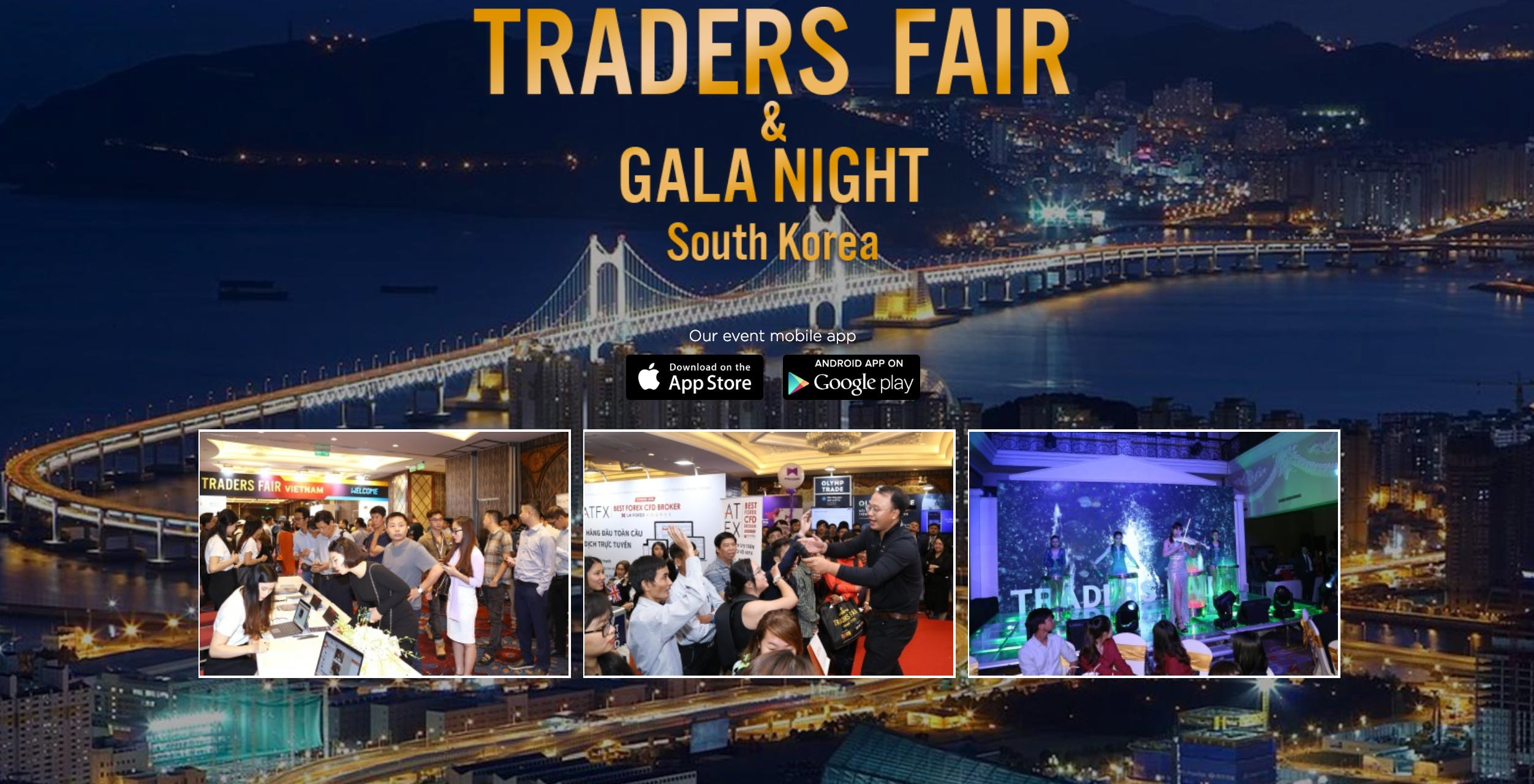 Traders Fair 2019 - South Korea (Financial Ev