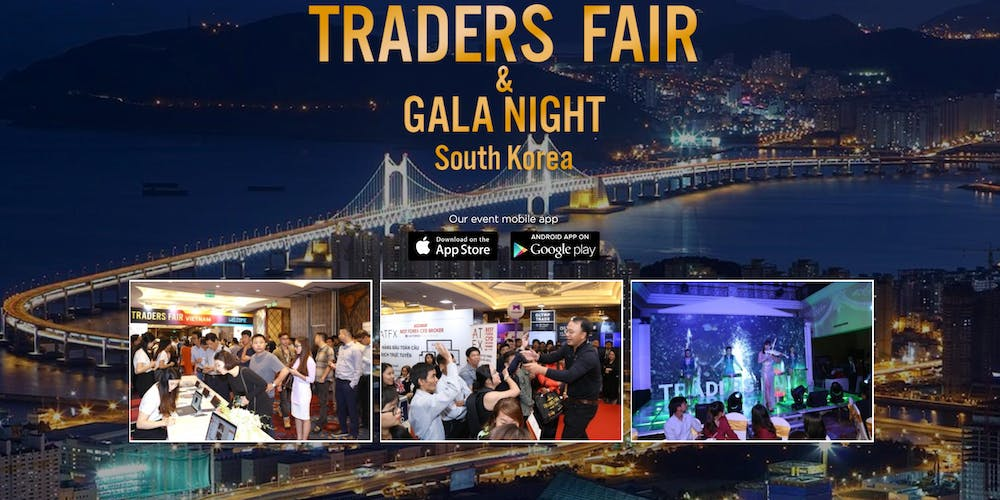 Traders Fair 2019 - South Korea (Financial Education Event)