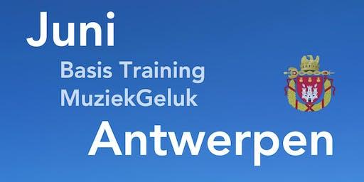 Training MuziekGeluk in Antwerpen is een geaccrediteerde V&V scholing met 5 punten