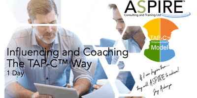 1 Day Influencing and Coaching the TAP-C™ Way