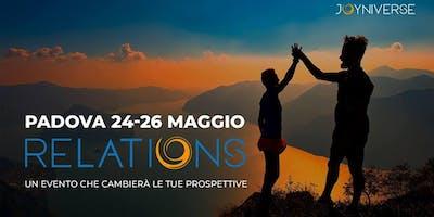 Evento Relations - Padova