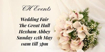 Wedding Fair at Hexham Abbey