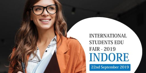 International Students Education Fair - Sep 2019,Indore