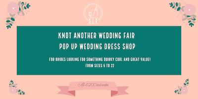 Wedding Dress Pop Up Shop