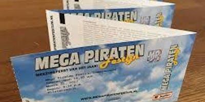 Mega piratenfestijn borger