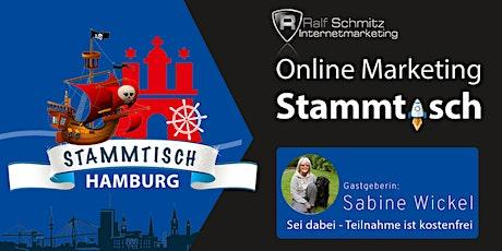 Onlinemarketing-Stammtisch Hamburg Tickets