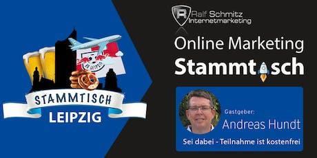 Onlinemarketing-Stammtisch Leipzig Tickets