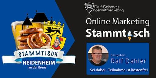 Onlinemarketing-Stammtisch Ostwürttemberg