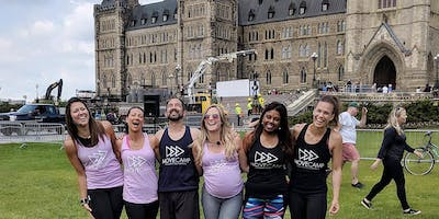MoveCollective Fitness Mashup