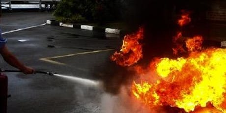 A-CERTS Training: WSQ Respond to Fire Emergency in Buildings (2 Day) Run 50 tickets