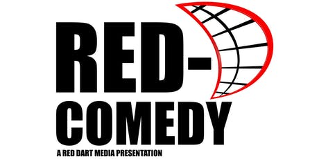 Red-D Comedy tickets