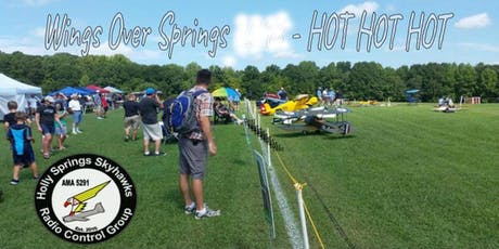 Wings Over Springs Charity Electric Fly In tickets