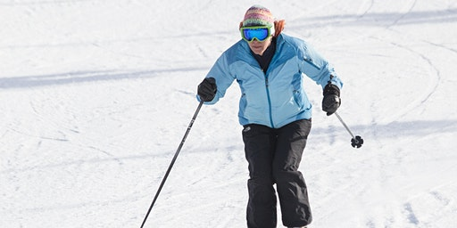 2020 Women's Only Learn to Ski Retreat at Swain