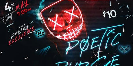 Poetry Exclusive 'Poetic Purge'  tickets