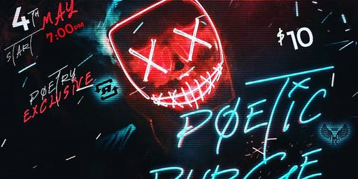 Poetry Exclusive 'Poetic Purge'