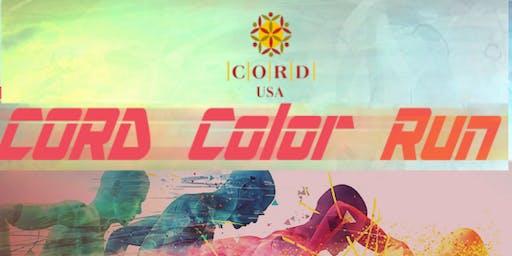 CORD Color Run 2019