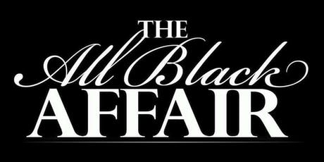 3rd Annual 'All Black Affair' Poetry Explosion & After Party tickets