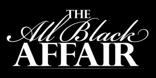 HOUSTON ~ 3rd Annual 'All Black Affair' Poetry Explosion & After Party