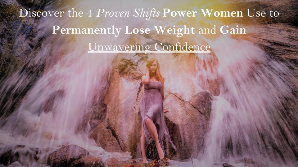 Power Women! Permanently Lose Weight & Gain C