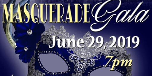 """PSIapphires In The City"" Masquerade Gala"