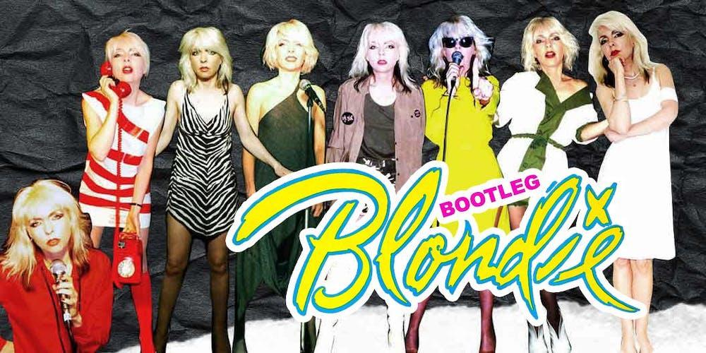BOOTLEG BLONDIE at Skylite Room, Newry