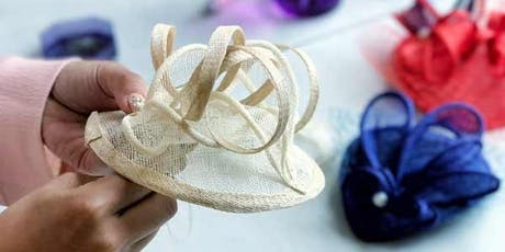 Create a Fascinator Hat with a Designer tickets