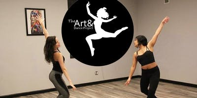 The Art & Dance Project: Hip Hop Dance Fitness Cla
