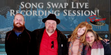 A Song Swap CD Live Recording Session tickets