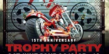 Peacekeepers MC 15th Anniversary tickets