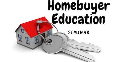 Homebuyer Education Seminar