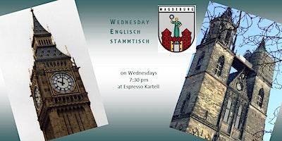 Wednesday English Stammtisch